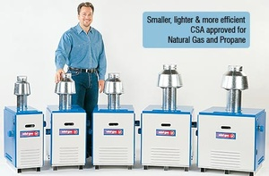 MINI-GAS Boilers